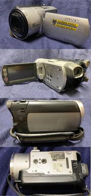 Sony HandyCam DCR-SR100 30GB 硬碟式攝影機 (日本製造)二手良品