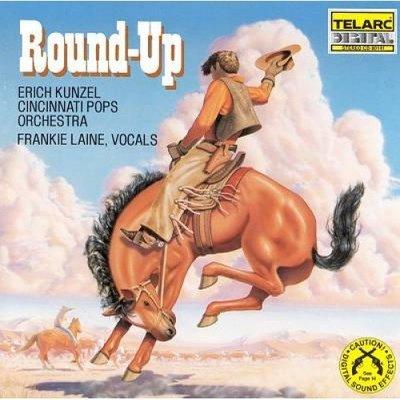 合友唱片 西部大趕集 Round-Up CD 面交 自取