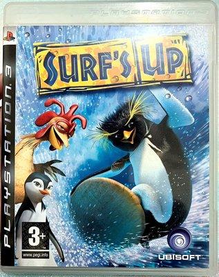 幸運小兔 PS3遊戲 PS3 衝浪季節 Surfs Up 英文版 PlayStation3