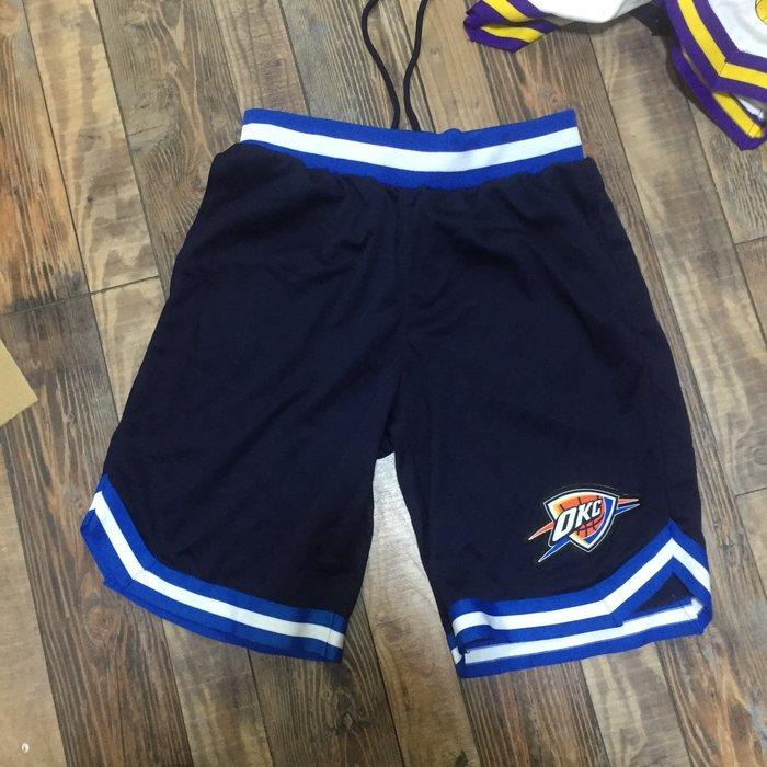 NBA美國代購正品 雷霆隊 Jordan 喬丹 Westbrook 維斯布魯克Paul George喬治 籃球短褲