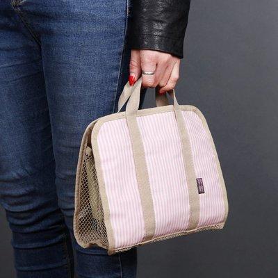 誰不喜歡多些隔層 日韩 防水包中包 托特包 盥洗包 提袋 (ZBT38)