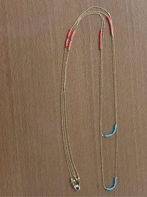 Japan necklace 日本長鏈