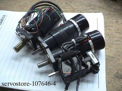 東方五相步進精密齒輪減速馬達PH544HG1-NA和PH544HG2-NB和PH544HG2-NB-A10(PLC伺服光電控制器)
