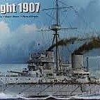 Trumpeter 小號手 1/350 HMS Battleship Dreadnought 1907 英國皇家海軍無畏號戰列艦1907年