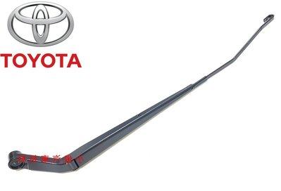 小俊汽車材料 TOYOTA ALTIS 2001年-2007年 前面 雨刷桿 雨刷臂