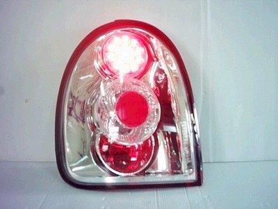 》傑暘國際車身部品《 超炫上市CORSA-3門晶鑽LED尾燈組只有一組3300