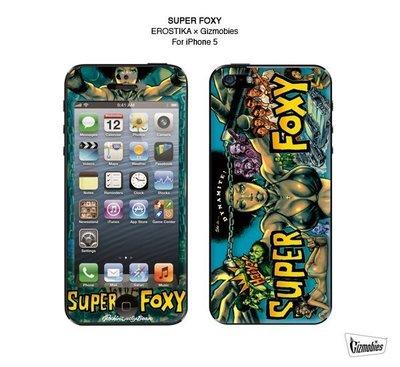 GOODFORIT / Gizmobies iPhone 5/5s Rockin JellyBean手機保護貼