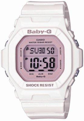 日本正版 CASIO 卡西歐 Baby-G BG-5606-7BJF 女用 手錶 女錶 日本代購