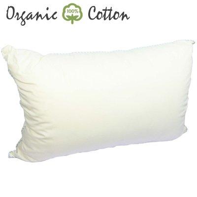 台灣綠恩有機棉枕頭 有機棉天然柔和、與...