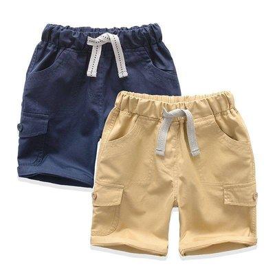 ~~庭瑜童鋪~~DODO HOUSE口袋工作短褲#12571