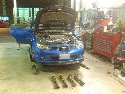 [昇輔國際車業]Impreza Subaru GC8/GF8/GDB/STI避震器/另有原廠避震器/各式改裝全新/中古避震器