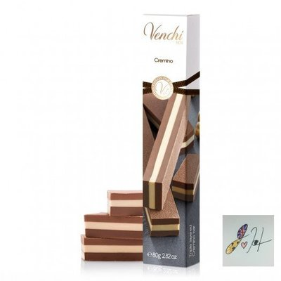 請先詢問[要預購] 英國代購 義大利VENCHI Cremino chocolate bar 80g