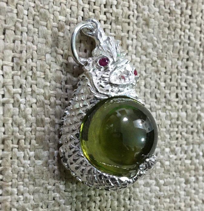 ~如是P870水龍珠(純銀檯)又稱天界寶石