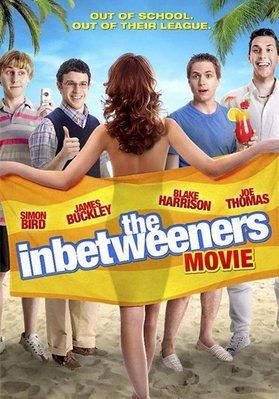 【藍光電影】中間人電影版 The Inbetweeners Movie (2011) 英國 123-059