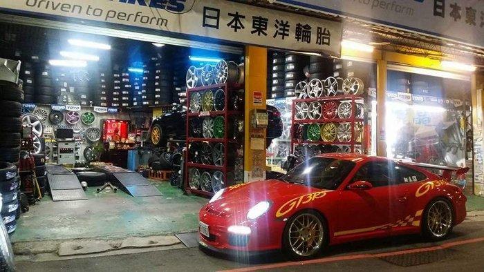 Porsche 鋁圈烤漆 HRE 鍛造鋁圈 BBS 鋁圈真圓 鋁圈拋光 粉體烤漆 (糖果漆)糖果烤漆