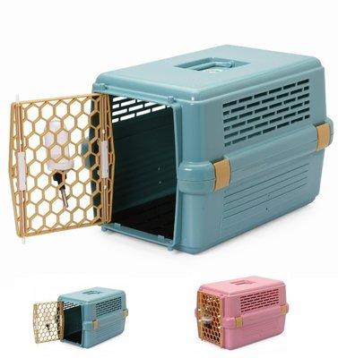 *優比寵物*(全新) 新型寵愛提籠NO.643/運運輸籠/提籠/寵物籠/手提籠/外出籠- 優惠價 (台灣製造 )
