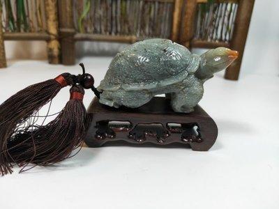 正宗印尼金田黃凍石壽山石老撾精品工藝烏龜擺件金石篆刻
