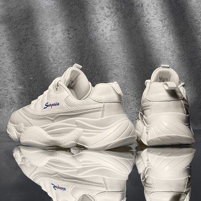 運動鞋男小白鞋男鞋夏季潮鞋新款鞋子男運動網紅老爹臟臟鞋男ulzzang
