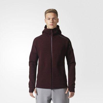Look 鹿客 adidas Z.N.E. STORM  連帽外套 男款 BQ5360