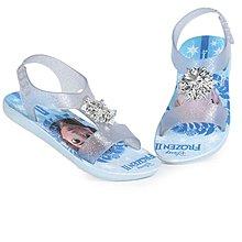 【巴西美鞋代購】巴西 Melissa Frozen 冰雪奇緣 艾莎公主 中大女童 果凍涼鞋 女童鞋 防水涼鞋