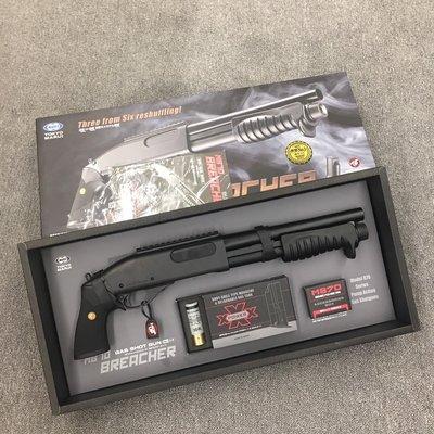 IDCF|MARUI M870 BREACHER 瓦斯霰彈槍 13083