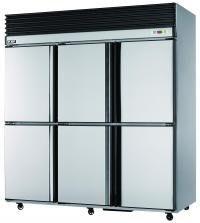【三大餐飲設備】全新~~六門風冷全凍冰箱~~另有玉米花機、製冰機、霜淇淋機短期租售