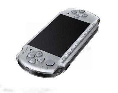 【二手主機】PSP3007型 銀色主機 附充電器【台中恐龍電玩】