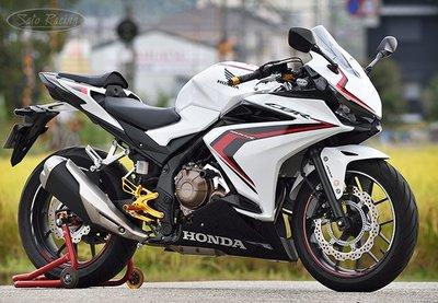 【SATO RACING】HONDA CBR500R CBR 500R CBR-500R 腳踏後移 19-20