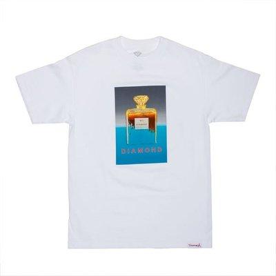 [WESTYLE] Diamond Supply Co No.1 Diamond Tee 白 香奈兒 大麻葉 滑板