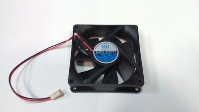 二手電源供應器-散熱風扇DC 12V/0.17A