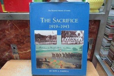 【嫺月書坊】L3286  (簡)   THE SACRIFICE    1919-1943