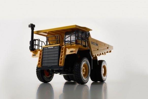 KYOSHO 1/50 KOMATSU HD785-7 66003HGA/B/C 工程車