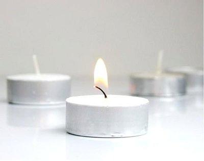 晴天咖啡☼  耐燒4小時  鐵殼蠟燭 杯狀蠟燭 無煙蠟燭 環保蠟燭