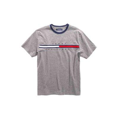 ☆【TH男生館】TOMMY HILFIGER短袖T恤/基本款☆【TOM001D9】(XS-S-M-L-XL)