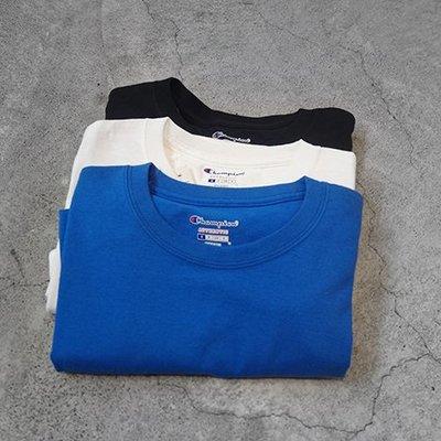 車庫服飾 -- 現貨 CHAMPION 基本款素面純棉TEE
