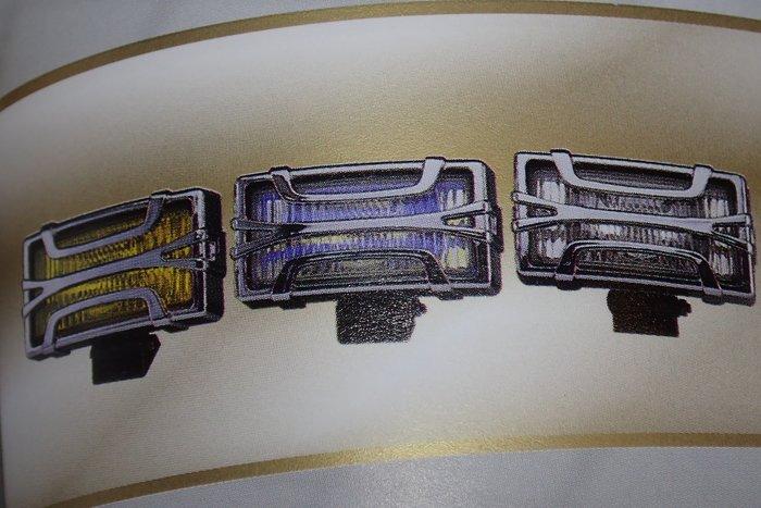 DJD180929175 各車系通用型霧燈 TOYOTA MAZDA BENZ BMW HONDA NISSAN 霧燈