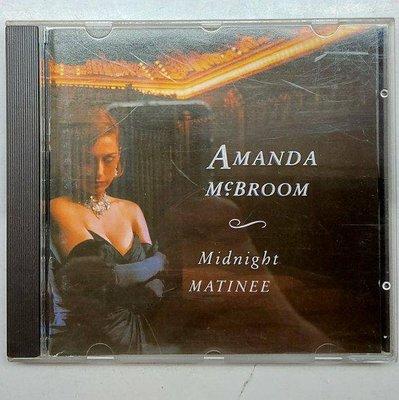 阿曼達 Amanda McBroom 子夜場 Midnight Matinee 無IFPI 美版 1991年發行