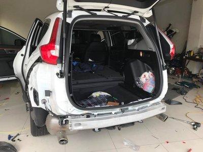 【桃園文中小沈】汽配件 Honda CRV-5代 保桿後內鐵