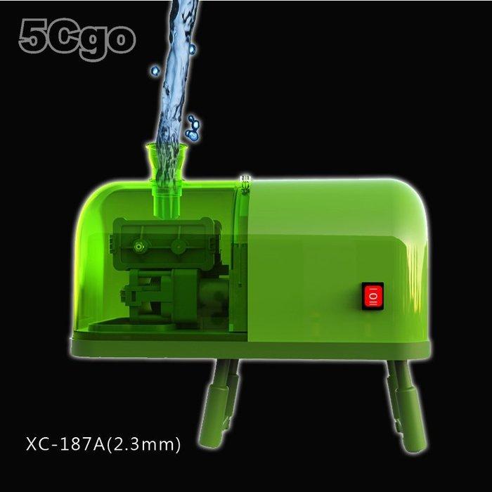 5Cgo【智能】韓國香程大蔥切絲機電動切蔥機烤鴨店切蔥絲機可水洗切蔥神器全鋼刀頭水洗方便XC-187A(2.3mm)含稅