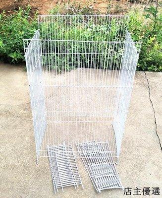 蜜袋鼯籠子 天竺鼠-松鼠-蜜袋鼯-籠子寵物 鐵網片 松鼠籠加高層 貓籠 滿千折百折扣下殺