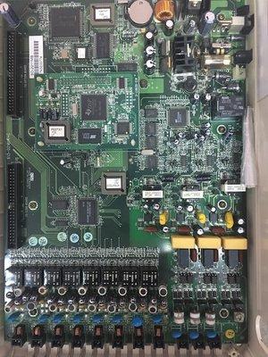 東訊電話總機無法來電顯示 東訊來電顯示卡維修東訊SD~616 DX~616 來電顯示卡維修