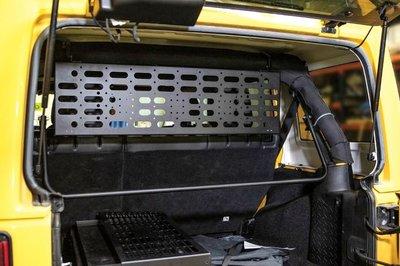 DJD19042235 Jeep 吉普車專用 MOLLE 內面板配件 國外預定進口品 依當月報價為主