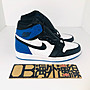 NIKE Air Jordan 1 x Fragment Design 聯名...