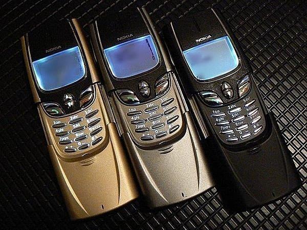 ☆手機寶藏點☆NOKIA  8850 金色 福利展示機 附全新電池+全新旅充 功能正常 貨到付款