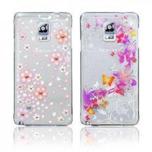 公司貨 MEGA KING Samsung Note 4 N9100 施華洛世奇 水鑽系列 背蓋 保護殼 水鑽殼