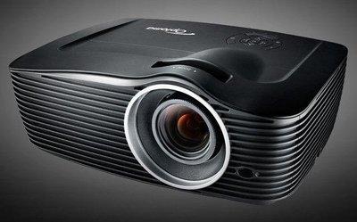 Optoma奧圖碼EH501 Full-HD DLP 5000流明高亮度攜帶式投影機 -展示機-34小時