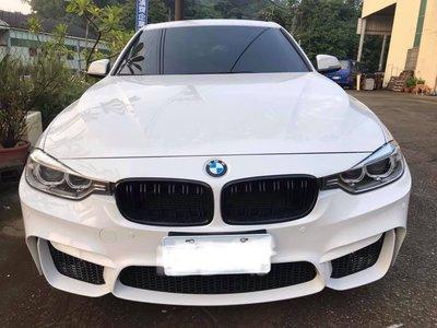 BMW 寶馬 F30 F31 M3 M4式樣 前保桿 側裙 後保桿 *凡來店烤漆(另計) 送 免費安裝*