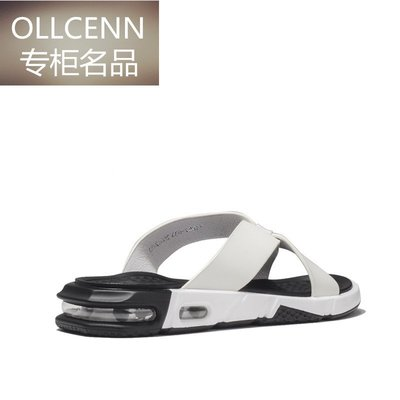 夏季必備 男生外穿拖鞋拖鞋男夏時尚外穿新款韓版潮流透氣百搭防滑潮牌涼鞋