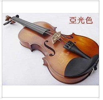 【優上精品】適用初學者啞光白色亮光全白色黑色手工高檔琴精細制作小提琴樂器小提(Z-P3199)