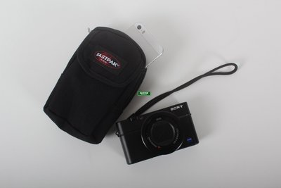南 現 EASTPAK Twirl 相機包 手機包 深藍色 黑 帆布 小腰包 掛包 零錢包 鑰匙包 小掛包